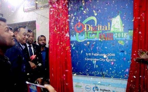 9th Digital ICT Fair 2018