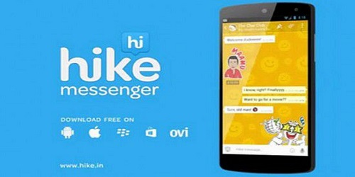 Hike Messenger 2018
