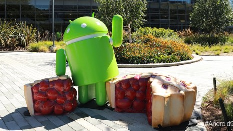Android's New Version Pie 9