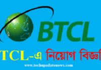 BTCL Job Circular 2020
