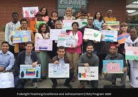 Fulbright Teachers Training 2020