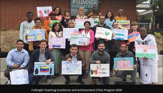 Fulbright Teachers Training 2020