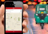 Auto Rickshaw Ride Sharing App Hello 2018
