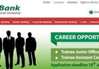Trust Bank Ltd Job Circular 2020